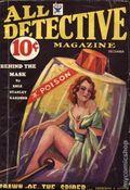All Detective Magazine (1932-1935 Dell Publishing) Pulp Vol. 5 #14