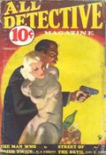 All Detective Magazine (1932-1935 Dell Publishing) Pulp Vol. 5 #15