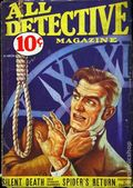 All Detective Magazine (1932-1935 Dell Publishing) Pulp Vol. 6 #17