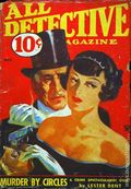 All Detective Magazine (1932-1935 Dell Publishing) Pulp Vol. 7 #19