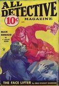 All Detective Magazine (1932-1935 Dell Publishing) Pulp Vol. 7 #20