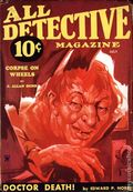 All Detective Magazine (1932-1935 Dell Publishing) Pulp Vol. 7 #21