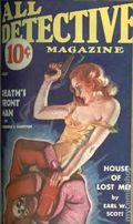 All Detective Magazine (1932-1935 Dell Publishing) Pulp Vol. 8 #22