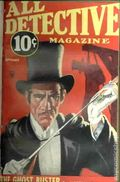 All Detective Magazine (1932-1935 Dell Publishing) Pulp Vol. 8 #23