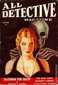 All Detective Magazine (1932-1935 Dell Publishing) Pulp Vol. 8 #24