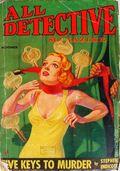 All Detective Magazine (1932-1935 Dell Publishing) Pulp Vol. 9 #25