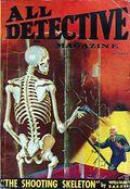 All Detective Magazine (1932-1935 Dell Publishing) Pulp Vol. 9 #26