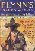 Flynn's Weekly Detective Fiction (1924-1926 Red Star News) Pulp Vol. 13 #5