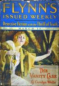 Flynn's Weekly Detective Fiction (1924-1926 Red Star News) Pulp Vol. 13 #6