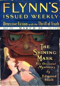 Flynn's Weekly Detective Fiction (1924-1926 Red Star News) Pulp Vol. 14 #1
