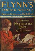 Flynn's Weekly Detective Fiction (1924-1926 Red Star News) Pulp Vol. 14 #2