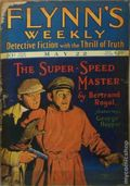 Flynn's Weekly Detective Fiction (1924-1926 Red Star News) Pulp Vol. 15 #4