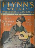 Flynn's Weekly Detective Fiction (1924-1926 Red Star News) Pulp Vol. 16 #1