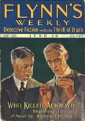 Flynn's Weekly Detective Fiction (1924-1926 Red Star News) Pulp Vol. 16 #2
