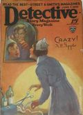 Detective Story Magazine (1915-1949 Street & Smith) Pulp 1st Series Vol. 119 #2