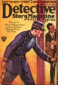 Detective Story Magazine (1915-1949 Street & Smith) Pulp 1st Series Vol. 120 #1