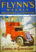 Flynn's Weekly Detective Fiction (1924-1926 Red Star News) Pulp Vol. 17 #2