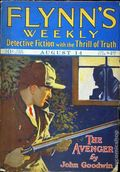 Flynn's Weekly Detective Fiction (1924-1926 Red Star News) Pulp Vol. 17 #4