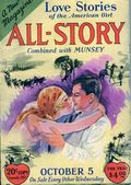 All-Story Love (1929-1955 Popular Publication) Pulp Vol. 1 #1
