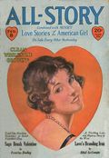 All-Story Love (1929-1955 Popular Publication) Pulp Vol. 3 #2