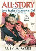All-Story Love (1929-1955 Popular Publication) Pulp Vol. 4 #3