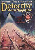 Detective Story Magazine (1915-1949 Street & Smith) Pulp 1st Series Vol. 122 #5