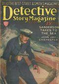 Detective Story Magazine (1915-1949 Street & Smith) Pulp 1st Series Vol. 123 #2