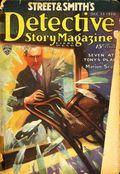 Detective Story Magazine (1915-1949 Street & Smith) Pulp 1st Series Vol. 123 #5