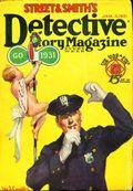 Detective Story Magazine (1915-1949 Street & Smith) Pulp 1st Series Vol. 124 #2
