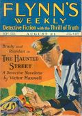 Flynn's Weekly Detective Fiction (1924-1926 Red Star News) Pulp Vol. 17 #5