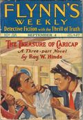 Flynn's Weekly Detective Fiction (1924-1926 Red Star News) Pulp Vol. 18 #1