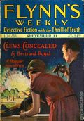 Flynn's Weekly Detective Fiction (1924-1926 Red Star News) Pulp Vol. 18 #2