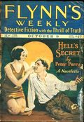 Flynn's Weekly Detective Fiction (1924-1926 Red Star News) Pulp Vol. 18 #6