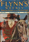 Flynn's Weekly Detective Fiction (1924-1926 Red Star News) Pulp Vol. 19 #4