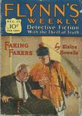 Flynn's Weekly Detective Fiction (1924-1926 Red Star News) Pulp Vol. 20 #4