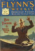 Flynn's Weekly Detective Fiction (1924-1926 Red Star News) Pulp Vol. 20 #5
