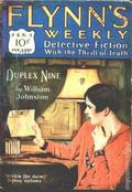Flynn's Weekly Detective Fiction (1924-1926 Red Star News) Pulp Vol. 21 #1
