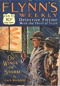 Flynn's Weekly Detective Fiction (1924-1926 Red Star News) Pulp Vol. 21 #3