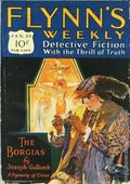 Flynn's Weekly Detective Fiction (1924-1926 Red Star News) Pulp Vol. 21 #4