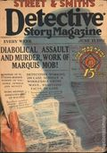 Detective Story Magazine (1915-1949 Street & Smith) Pulp 1st Series Vol. 128 #1