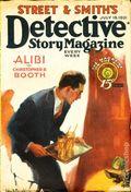 Detective Story Magazine (1915-1949 Street & Smith) Pulp 1st Series Vol. 128 #6