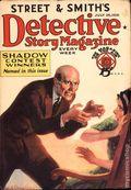 Detective Story Magazine (1915-1949 Street & Smith) Pulp 1st Series Vol. 129 #1