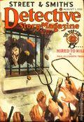 Detective Story Magazine (1915-1949 Street & Smith) Pulp 1st Series Vol. 129 #2
