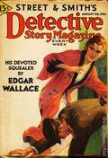 Detective Story Magazine (1915-1949 Street & Smith) Pulp 1st Series Vol. 129 #6