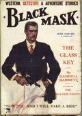 Black Mask (1920-1951 Pro-Distributors/Popular) Black Mask Detective Pulp Mar 1930