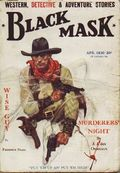Black Mask (1920-1951 Pro-Distributors/Popular) Black Mask Detective Pulp Apr 1930