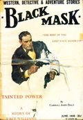 Black Mask (1920-1951 Pro-Distributors/Popular) Black Mask Detective Pulp Jun 1930