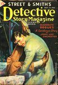 Detective Story Magazine (1915-1949 Street & Smith) Pulp 1st Series Vol. 131 #3