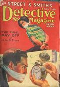 Detective Story Magazine (1915-1949 Street & Smith) Pulp 1st Series Vol. 131 #4