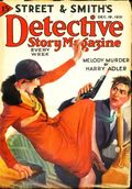 Detective Story Magazine (1915-1949 Street & Smith) Pulp 1st Series Vol. 132 #4